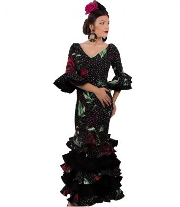 Robes De Flamenco En Promotion Et Robe Gitane En Promotion El Rocio