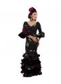 Robe de Flamenco Espagnole, Taille 40 (M)
