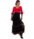 Jupes Espagnoles De Flamenco