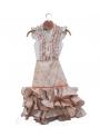 Costume De Flamenco Pour fille, Taille 14