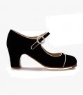 Chaussures de Flamenco - Cante - Semelles Collées