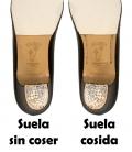 semelle de chaussure buleria