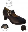 chaussure de flamenco