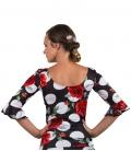 maillot de danse flamenco
