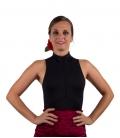 Maillots De Flamenco pour femme avec fèrmeture