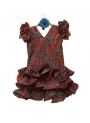 robes de flamenco pour fille
