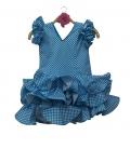 robe de flamenca pour fille