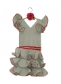 Robe Espagnole Fille, Taille 2