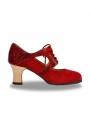 Chaussures de Flamenco, Cruz professionel