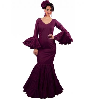 Robe de Flamenco Femme, Taille 42 (L)