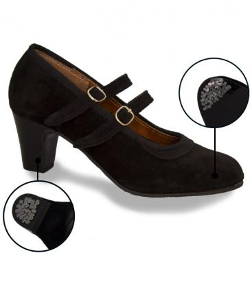 chaussures de danse flamenco