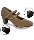 chaussure flamenco pour la danse