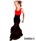 Jupes de flamenco estrella 2020