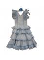Robes De Flamenco Pour Fille, Taille 3