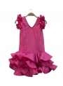 Robe de Flamenco pour filles