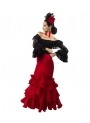 Jupe Flamenco Azucena, Taille S