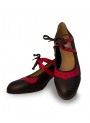 Chaussure Flamenco pour Danse