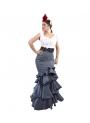 Jupe de Flamenco Azucena Chester c/haute