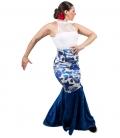 Jupe de Danse en Veolurs