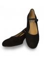 Chaussure Amateur en Daim