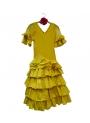 Robe de Flamenca pour Fille, Taille 5