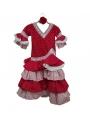 robe espagnole pour fillette