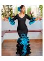 robe pour flamenco