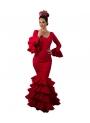 Robes Espagnoles de Flamenco, Taille 52