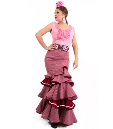 jupe de flamenca
