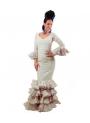 Robe de Flamenco En Promotion, Taille 46 (XL)