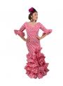 Robe Flamenco, Taille 54 (3XL)