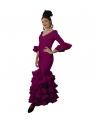 Robes espagnoles de Flamenco, Taille 54