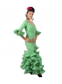 Robe Flamenco Femme, Taille 48