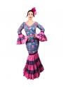 Robes Espagnoles de Flamenco, Taille 42