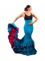 Jupe á Queue de Flamenco, Taille L