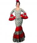 Robes Espagnoles canasteros, Taille 44