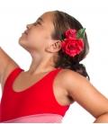 "Fleur flamenco ""Douce"""