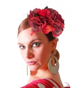 Bouquets Flamenco De Fleurs