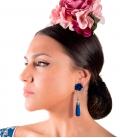 Boucles d'oreilles pour Flamenco