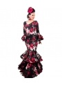 Robe Flamenco Femme, Taille 36 (S)