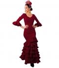 Robe de Flamenco, Taille 50 (2XL)