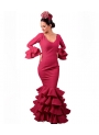 Robe Flamenco pour femme, Taille 48