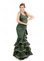 Robe Flamenco pour Femme, Taille 46