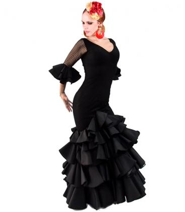 Robe de Flamenco, Taille 48 (XL)