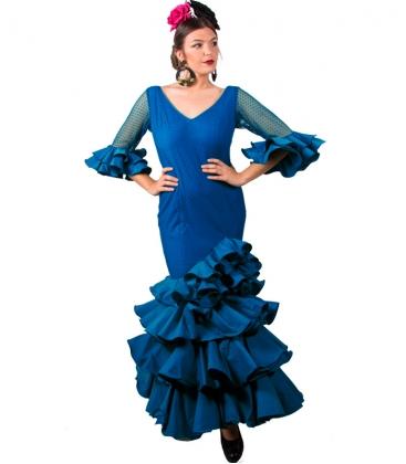 Robe De Flamenco En Promotion, Taille 46