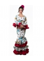 Robe de flamenco, Taille 50