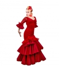 Robe de Flamenco Promotion, Taille 46
