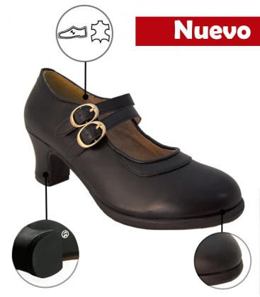 Flamenco Chaussures à semelle double Sans Clous