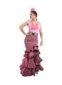 Jupe Flamenco, Taille M