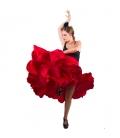 Jupe de Flamenco Mod: MC2